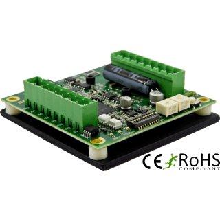 Geckodrive G214 High Resolution Schrittmotor Controller Vertikaler Steckertyp