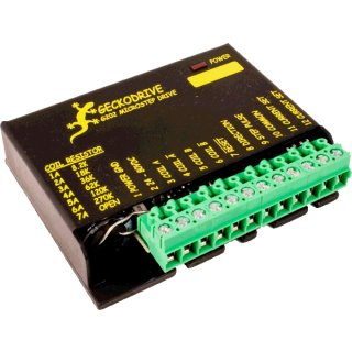Geckodrive G202 Schrittmotor Controller