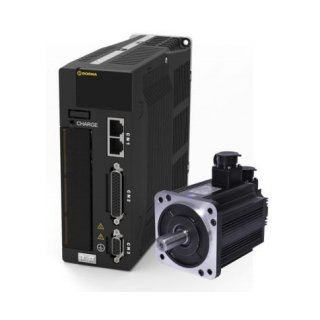 AC Servomotor mit Driver ESP-B2 400W 1,27NM inkl. 5Meter Cable