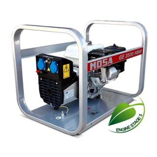 GE 3500 HBM portable single-phase generator 2.9 kVA (2.6 kW)