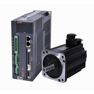 AC Servomotor mit Bremse und Steuerung ESP-B1 400W 1,27NM inkl. 5 Meter Kabel