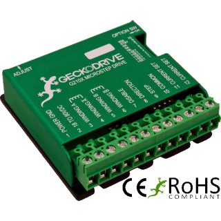 Geckodrive G210X Digitaler Schrittmotor Controller